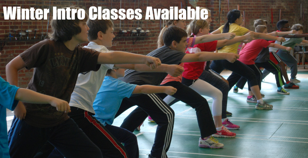 Winter Intro Classes Available